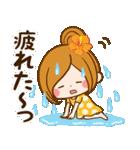 【夏季】大人かわいい癒し(個別スタンプ:28)