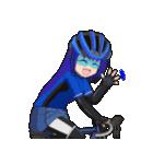 サイクリングガールズ(個別スタンプ:2)