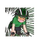 サイクリングガールズ(個別スタンプ:4)