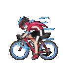 サイクリングガールズ(個別スタンプ:13)
