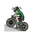 サイクリングガールズ(個別スタンプ:14)