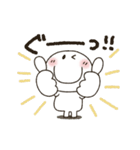 まるぴ★動く基本のセット(個別スタンプ:04)