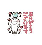 まるぴ★動く基本のセット(個別スタンプ:07)