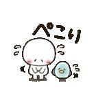 まるぴ★動く基本のセット(個別スタンプ:11)