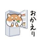 まる柴っちの夏(個別スタンプ:10)