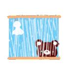 お天気スタンプ(雨と晴れ)(個別スタンプ:23)
