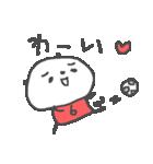フットサルパンダ3♪<敬語だよ>(個別スタンプ:06)