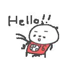 フットサルパンダ3♪<敬語だよ>(個別スタンプ:15)