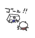 フットサルパンダ3♪<敬語だよ>(個別スタンプ:18)