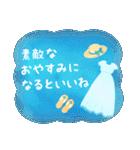 水彩えほん【夏編】<6月7月8月>(個別スタンプ:33)
