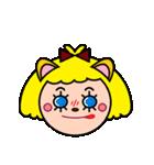 DOLLY DOLLY 4 (CAT EARS)(個別スタンプ:28)