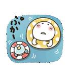 まるぴ★夏2019(個別スタンプ:23)