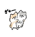 日常会話をする犬+(個別スタンプ:30)
