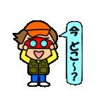 釣り好きくんが行く! 2(個別スタンプ:12)