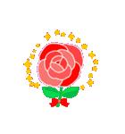 動く!お祝い&誕生日おめでとう☆キラキラ(個別スタンプ:24)