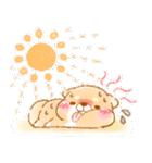 夏の日常❤️いやしばいぬ❤️18(個別スタンプ:25)