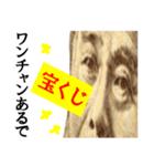 【開運☆高額当選】宝くじスタンプ(個別スタンプ:19)