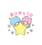 キキ&ララ 手描きタッチ(個別スタンプ:4)