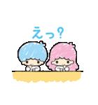 キキ&ララ 手描きタッチ(個別スタンプ:13)