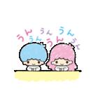 キキ&ララ 手描きタッチ(個別スタンプ:19)
