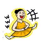 ひょうきんバレエ(個別スタンプ:15)
