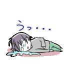 涙目男子(個別スタンプ:04)