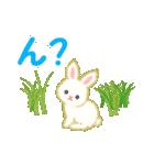 赤ちゃんウサギ 毎日使う言葉(個別スタンプ:13)