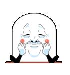 Mr.上から目線【言葉はいらない版】(個別スタンプ:08)