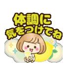 おかっぱ女子【夏の日常】(個別スタンプ:29)