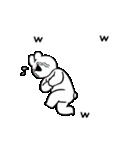すこぶる動くウサギ【感情爆発!】(個別スタンプ:2)