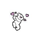 すこぶる動くウサギ【感情爆発!】(個別スタンプ:6)