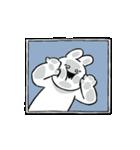 すこぶる動くウサギ【感情爆発!】(個別スタンプ:7)