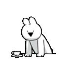 すこぶる動くウサギ【感情爆発!】(個別スタンプ:14)
