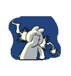 すこぶる動くウサギ【感情爆発!】(個別スタンプ:22)