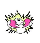 すこぶる動くウサギ【感情爆発!】(個別スタンプ:23)