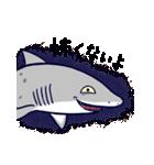 いろんなサメ(個別スタンプ:33)