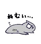 いろんなサメ(個別スタンプ:35)