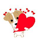 愛犬家の毎日スタンプジャックラッセルcute(個別スタンプ:22)