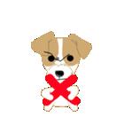 愛犬家の毎日スタンプジャックラッセルcute(個別スタンプ:29)