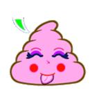 おしゃべり糞かわいい♡うんこサン参上!(個別スタンプ:27)