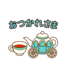 【動く★お誕生日】ロイヤル(個別スタンプ:23)
