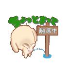 デカ文字わんこ(個別スタンプ:39)