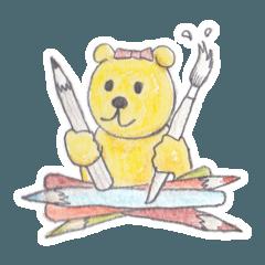 ク〜ちゃん…基本セット