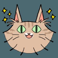 猫「メル」の生活(イラスト版)