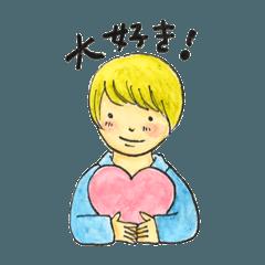 ツィバの男の子シリーズ 3