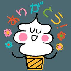 やさしい アイスクリーム