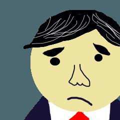 憂鬱な会社員のおじさん