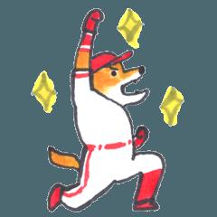 赤い野球犬vol.2