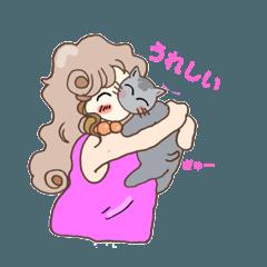 ぱーニャンとママさん