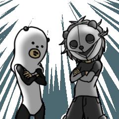パンダが人気らしいので俺がなってやったぞ